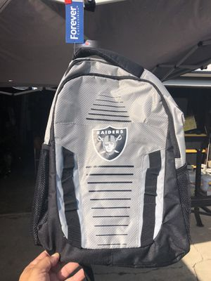 NFL Raiders Backpack for Sale in Whittier, CA
