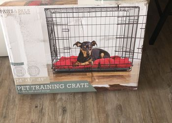 Brand New Dog Crate Never Been Opened for Sale in Miami Springs,  FL