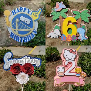 3D CUSTOM CAKE TOPPERS for Sale in San Diego, CA