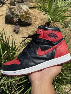 "Jordan 1 ""Banned"" for Sale in Sacramento, CA"