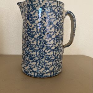 Ceramic Pitcher Or Vase for Sale in San Dimas, CA