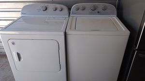 Washer and dryer whirlpool for Sale in Poinciana, FL