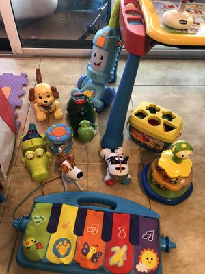 Baby kids toys for Sale in Plantation, FL