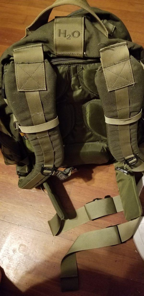 Camelbak hiking / survival backpack
