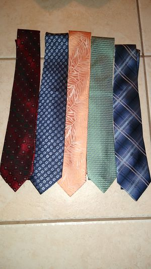 Assortment of Ties for Sale in Gilbert, AZ