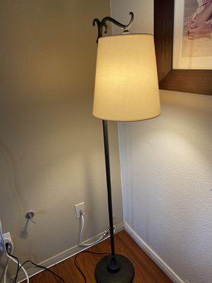 Pottery barn floor lamp for Sale in Orange, CA