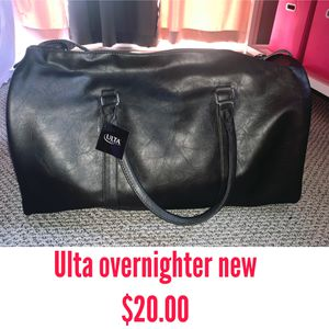 Ulta overnight luggage new for Sale in Portland, OR