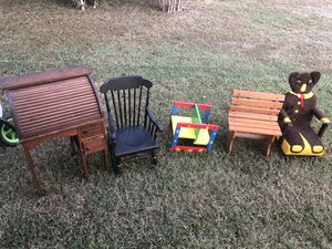 Kids chair and desk for Sale in Newport News, VA