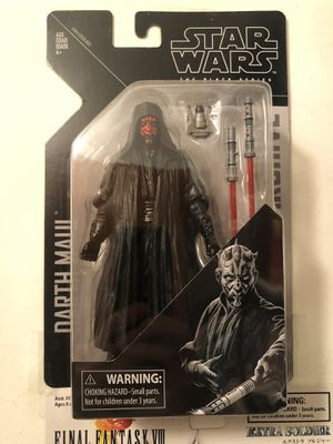 Black Series Archive Darth Maul Action Figure for Sale in Chicago, IL
