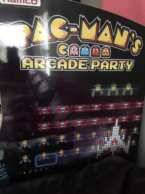PAC-MAN Cabaret arcade game!! 10+ games! OBO for Sale in Whitestown, IN