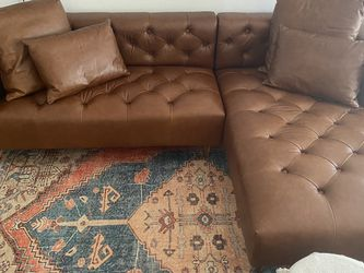 Leather Sofa Pillows (NEW) for Sale in St. Petersburg,  FL