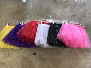 New Tutu girl dance ballet costume dress up pretend play tap princess birthday glitter sparkle for Sale in Lake Forest, CA