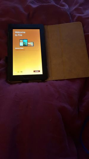 Kindle fire 16gb for Sale in Denver, CO