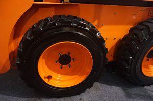 "4x NEW Bobcat model 742 743 753 753L 763 skid-steer skid loader wheel / rim for tire size 10-16.5. Rim has standard 8"" on center bolt circle design for Sale in San Bernardino, CA"