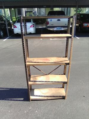 Metal rack 5 layer for Sale in Las Vegas, NV