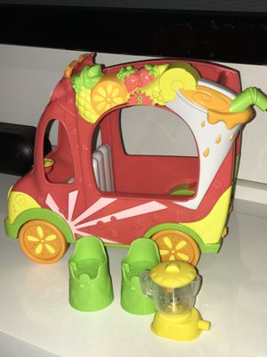 Shopkins smoothie truck for Sale in Port St. Lucie, FL