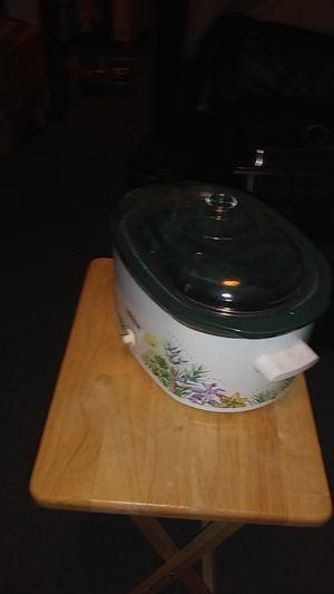 Rival crock pot for Sale in Randolph, MA