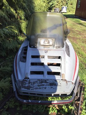 Polaris Indy Trail snowmobile 1986 for Sale in Battle Ground, WA