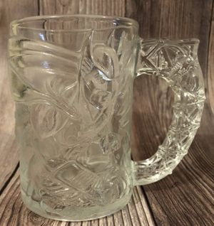 Batman Forever | Glass Mug | Mc Donald's | 1995 | Vintage for Sale in Los Angeles, CA