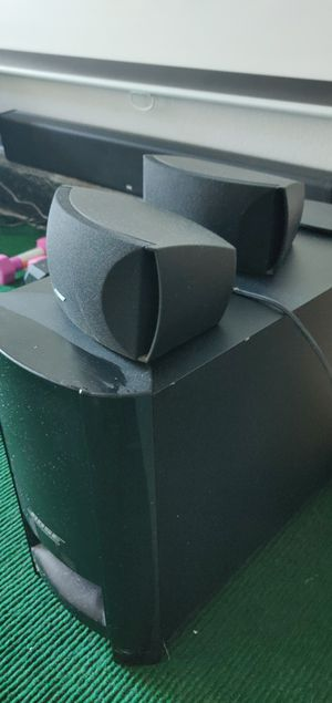 Bose cinemate series 2 Digital Home Theater for Sale in San Diego, CA