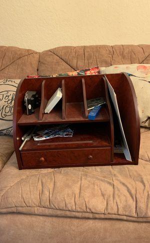 Desk organizer for Sale in Tampa, FL
