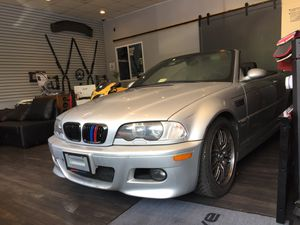 2003 BMW M3 Convertible 6 speed Manual for Sale in Rockville, MD