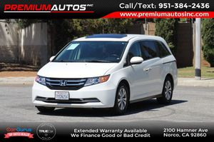 2017 Honda Odyssey for Sale in Norco, CA