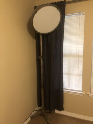 Industrial Floor Lamp for Sale in Orlando, FL