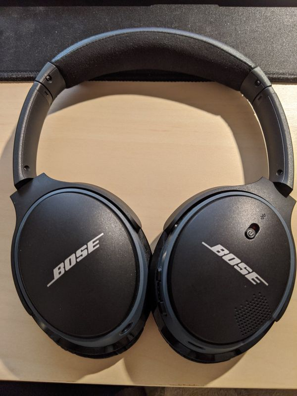 Bose Wireless Headphones II w/ original carrying case