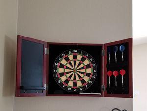 Dart board, picture frame, furniture, mans cave, living room, den for Sale in Tampa, FL