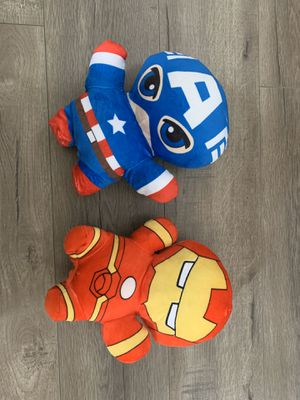 Super hero puppets for Sale in Chino Hills, CA
