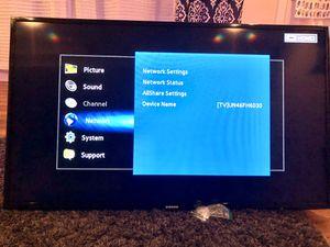 Samsung 46 inch tv 3D for Sale in Alpharetta, GA