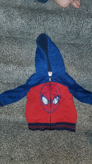 Spiderman sweater 3t for Sale in Roseville, MI