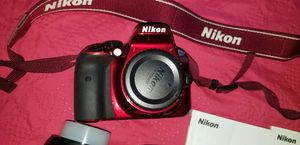 Nikon D3400 camera New $500 for Sale in Industry, CA