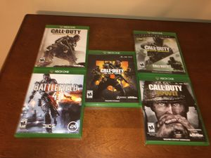 Xbox One Video Game Bundle for Sale in Dublin, GA