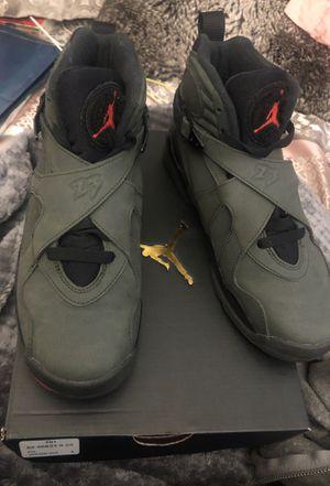 "Jordan retro 8 take flight ""undefeated"" size 5.5 (GS) for Sale in Oakton, VA"