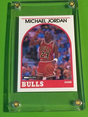Michael Jordan 1989 NBAHoops Card#200 for Sale in Henderson, NV