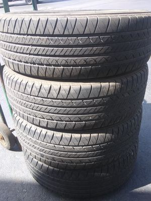 Nice used set of tires. 205/60R15 for Sale in Minocqua, WI