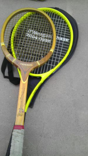 Tennis rackets for decoration or fun for Sale in Mesa, AZ