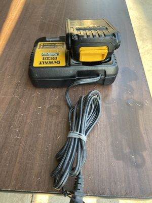 Battery and Charger for Sale in Fresno, CA