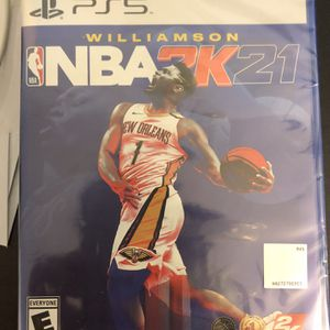 NBA 2k21 for Sale in Fairfax, VA