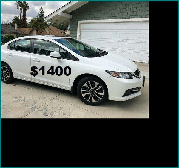 $1400 HondaCivic