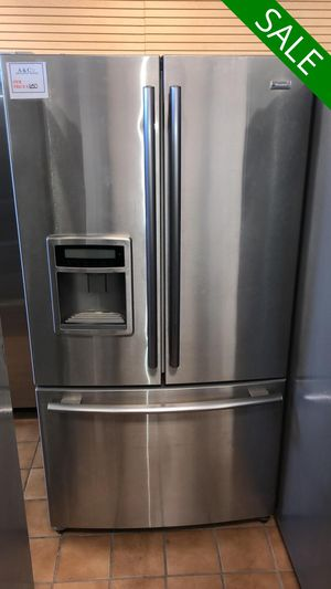 NO CREDIT!! Kenmore French Door 3-Door Refrigerator Fridge Free Delivery #1533 for Sale in Fort Washington, MD