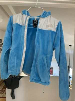 Blue North Face Jacket - Women's XS for Sale in Emerald Hills, CA