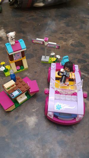 Lego Friends 41013 Emma's Sport Car for Sale in Pembroke Pines, FL