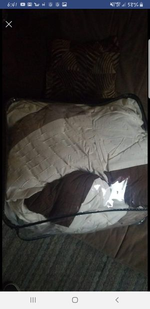 Bed in bag for Sale in Douglas, MA