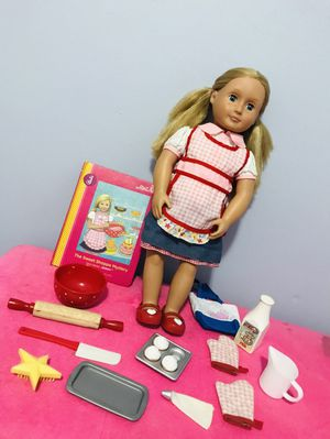 OG doll (18 inches) with accessories for Sale in Woodbridge, VA