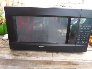 Kenmore microwave for Sale in Baldwin Park, CA