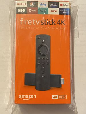 Fire Tv Stick 4K for Sale in Los Angeles, CA