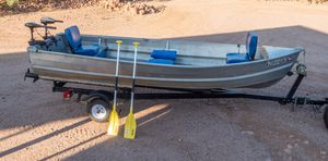 Barracuda Aluminum Fishing Boat for Sale in Apache Junction, AZ